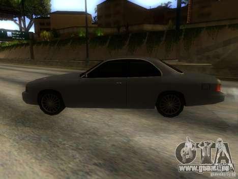Merit Coupe pour GTA San Andreas vue de droite