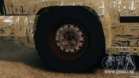 Chevrolet Tahoe 2007 GMT900 korch für GTA 4 obere Ansicht