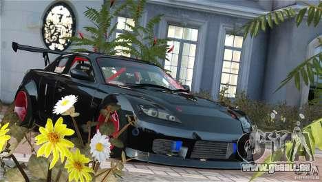 Mazda RX-8 Mad Mike pour GTA 4 est une gauche