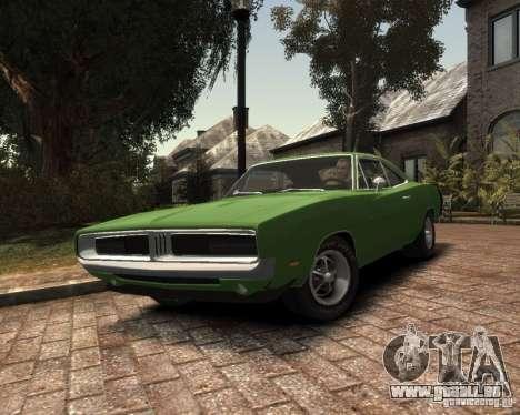 Dodge  Charger 1969 pour GTA 4
