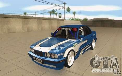 BMW E34 V8 für GTA San Andreas