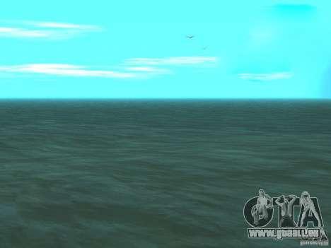 Nouvelles sources d'eau pour GTA San Andreas cinquième écran