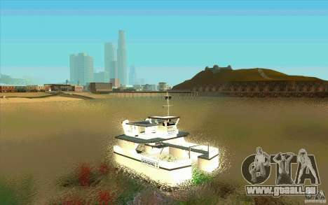Ferry pour GTA San Andreas