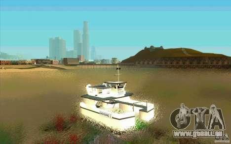 Ferry pour GTA San Andreas