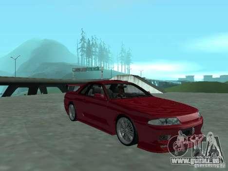 Nissan Skyline R32 Tuned pour GTA San Andreas