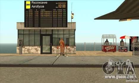 BUSmod pour GTA San Andreas huitième écran