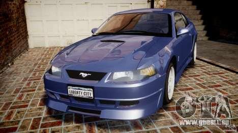 Ford Mustang SVT Cobra v1.0 für GTA 4