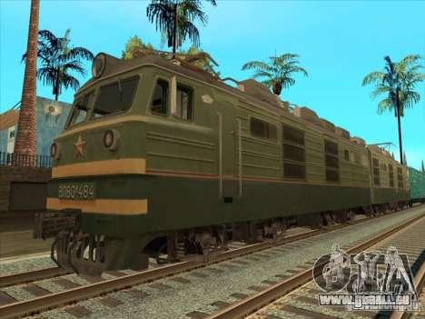 VL80k-484 für GTA San Andreas