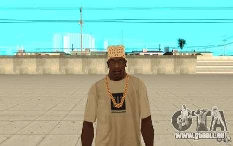 Bandana yendex für GTA San Andreas
