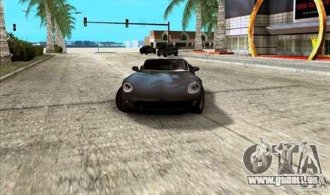 ENBSeries by HunterBoobs v1.2 für GTA San Andreas achten Screenshot
