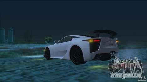 Improved Vehicle Features v2.0.2 (IVF) pour GTA San Andreas deuxième écran