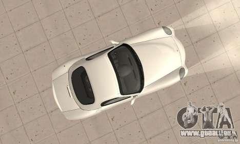 Panoz Esperante GTLM 2005 pour GTA San Andreas vue de droite
