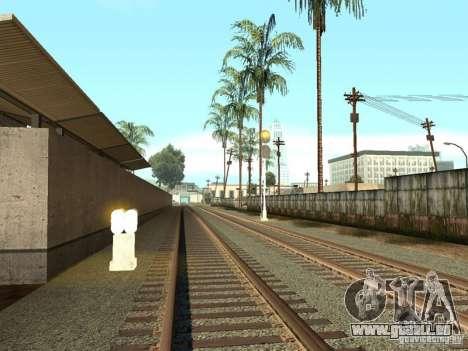 Feux de circulation ferroviaire 2 pour GTA San Andreas