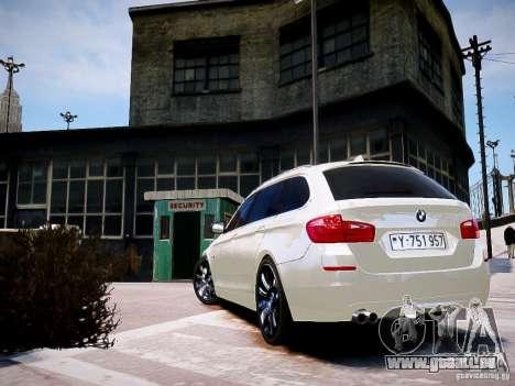 BMW 525i Touring für GTA 4 linke Ansicht