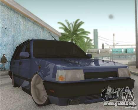 Tofas Kartal SLX pour GTA San Andreas vue intérieure