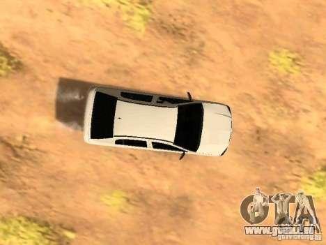 Chevrolet Astra Hatch 2010 für GTA San Andreas rechten Ansicht