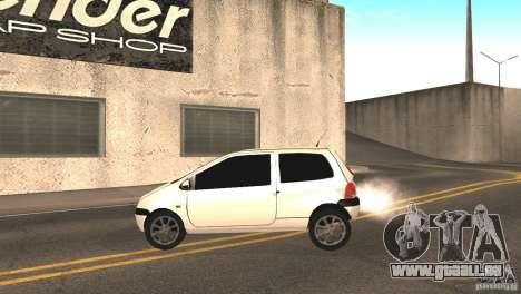 Renault Twingo für GTA San Andreas linke Ansicht
