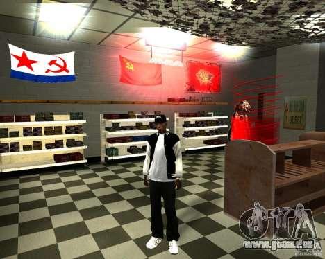 Speichert die Umstrukturierung für GTA San Andreas sechsten Screenshot