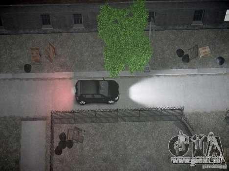 Kia Ceed für GTA 4 Unteransicht