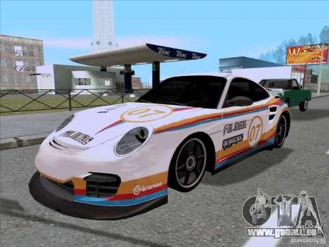 Porsche 997 GT2 Fullmode für GTA San Andreas