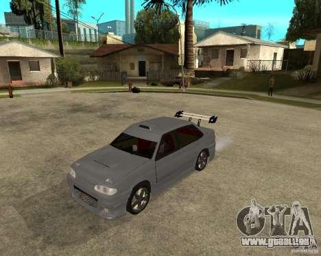MCC VAZ 2115 pour GTA San Andreas