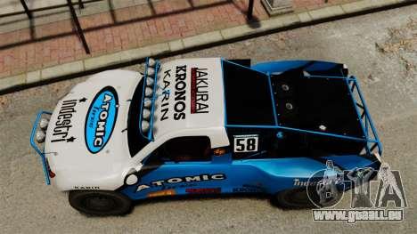 Toyota Tundra Karin Sahara v3.0 für GTA 4 rechte Ansicht