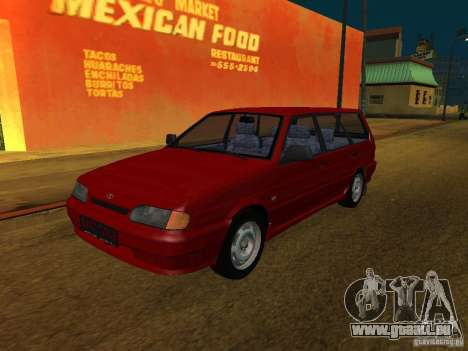 ВАЗ 2114 Touring pour GTA San Andreas