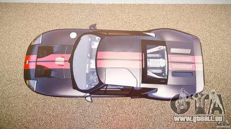 Ford GT1000 2006 Hennessey [EPM] STREET BURNING pour GTA 4 est un droit