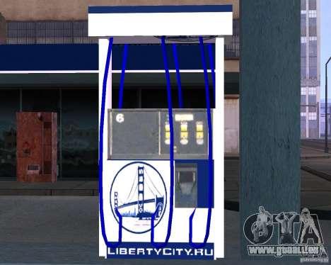 Füllung von Liberty City für GTA San Andreas dritten Screenshot