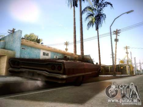 SA DirectX 1.1 Beta für GTA San Andreas