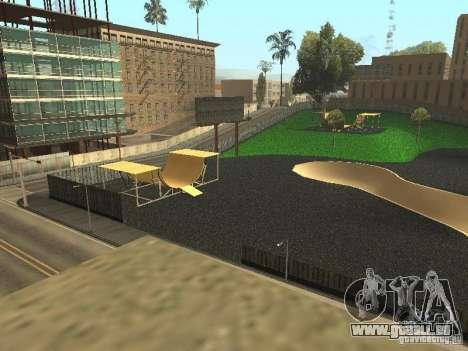 Die neue Velopark in LS für GTA San Andreas dritten Screenshot