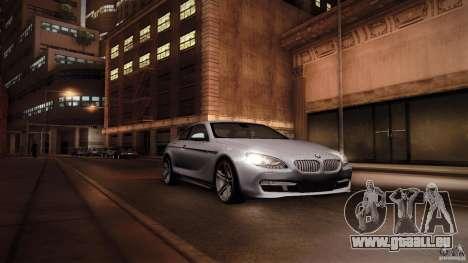 BMW 640i Coupe für GTA San Andreas rechten Ansicht