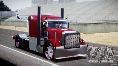 Peterbilt Sport Truck Custom pour GTA 4
