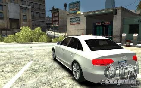 Audi S4 2010 v.1.0 pour GTA 4 Vue arrière de la gauche