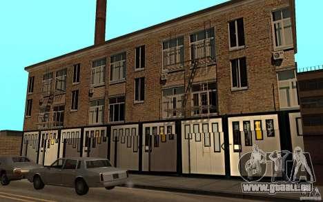 Russisches Haus in Idlvude für GTA San Andreas zweiten Screenshot