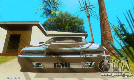 Elegy for the clan GSD pour GTA San Andreas laissé vue