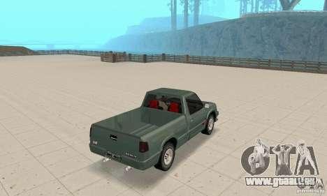 Chevrolet SS10 1994-1995 pour GTA San Andreas laissé vue