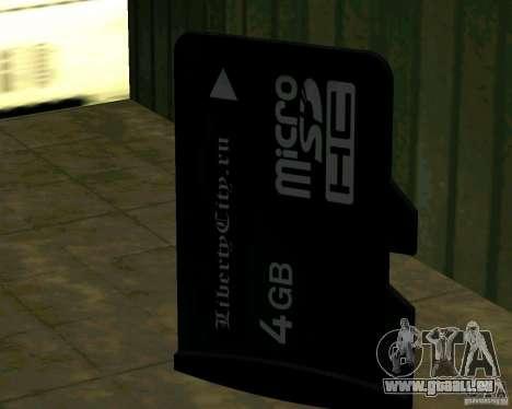 Préservation de texture nouvelle pour GTA San Andreas