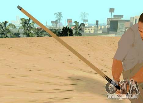 Neuen cue für GTA San Andreas dritten Screenshot