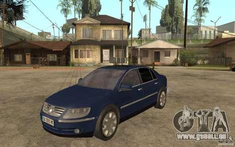 Volkswagen Phaeton 2005 für GTA San Andreas