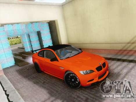 Lavage de voiture fonctionnelle pour GTA San Andreas
