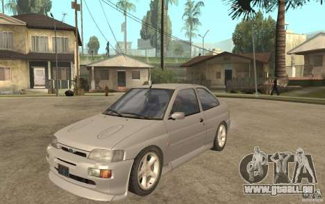 Ford Escort RS Cosworth 1992 für GTA San Andreas