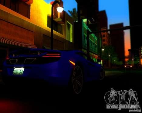 Real World ENBSeries v2.0 für GTA San Andreas her Screenshot