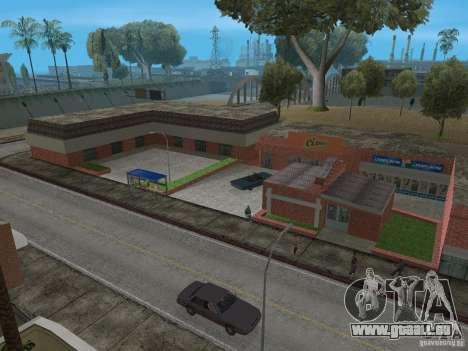 Nouveau Groove Street pour GTA San Andreas
