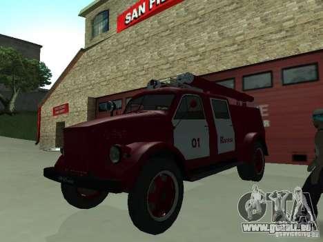 GAZ 51 20 ADC pour GTA San Andreas