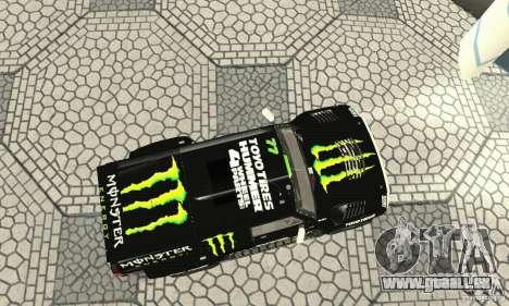 Hummer H3 Baja Rally Truck für GTA San Andreas rechten Ansicht