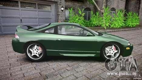 Mitsubishi Eclipse 1998 pour GTA 4 est un côté