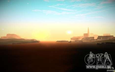 ENB Black Edition pour GTA San Andreas quatrième écran