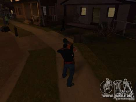 GTA IV  San andreas BETA pour GTA San Andreas huitième écran