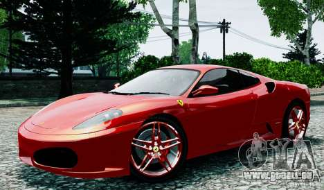 Ferrari F430 pour GTA 4